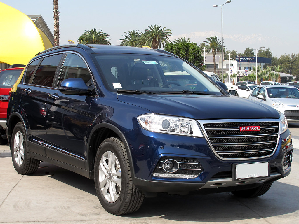 Haval H6 Sport 1.5T Deluxe 2016 | RL GNZLZ | Flickr