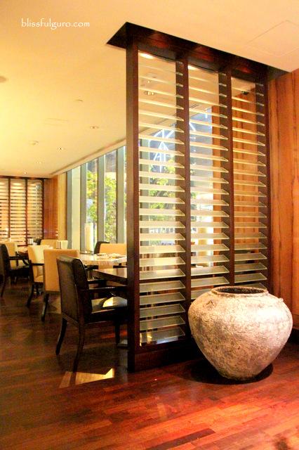 Cafe Causette Mandarin Oriental Hong Kong