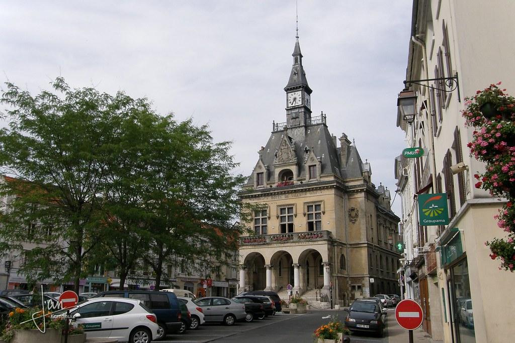 La Fert Sous Jouarre Hotel De Ville La Fert Sous