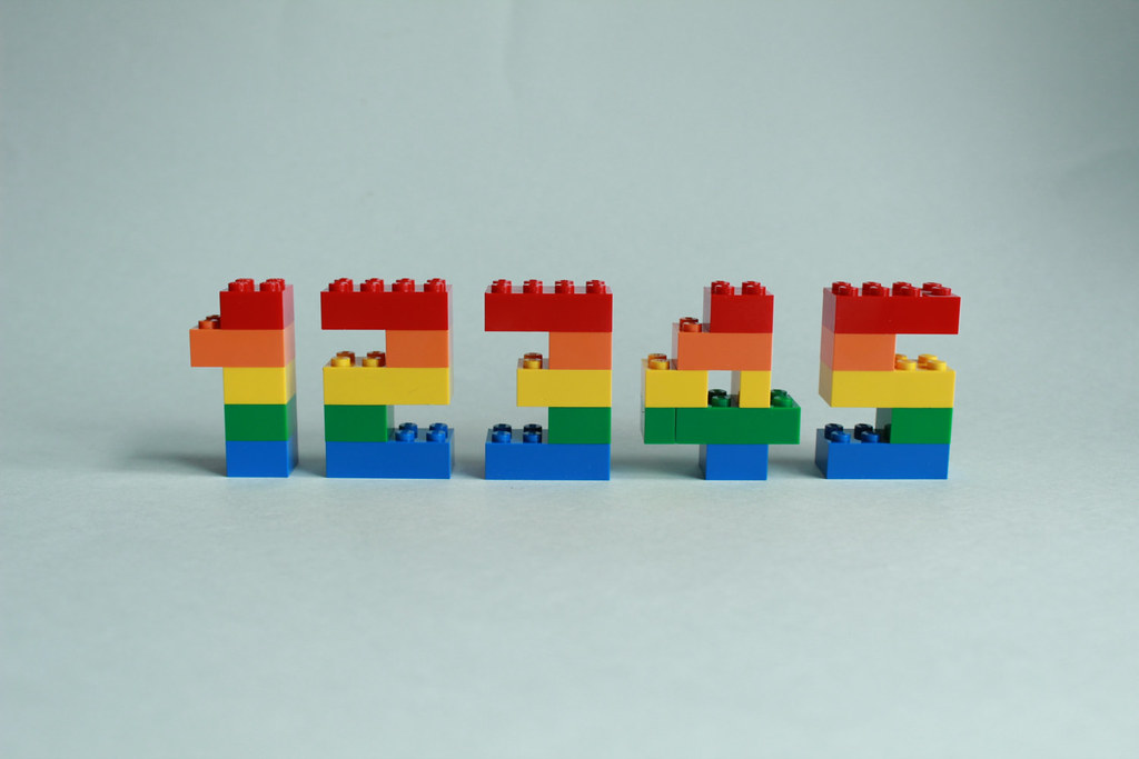 Cake Topper Lego
