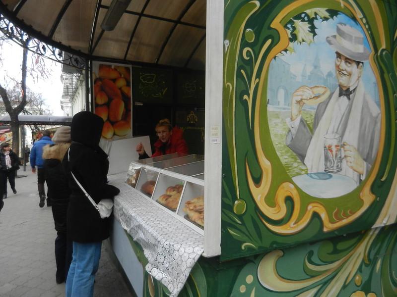Еда в Одессе