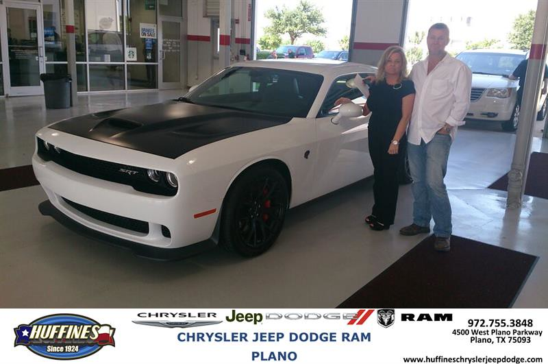 Happy Anniversary To Elisabeth On Your Dodge Challenger