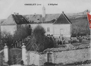 Hôpital d'Orgelet