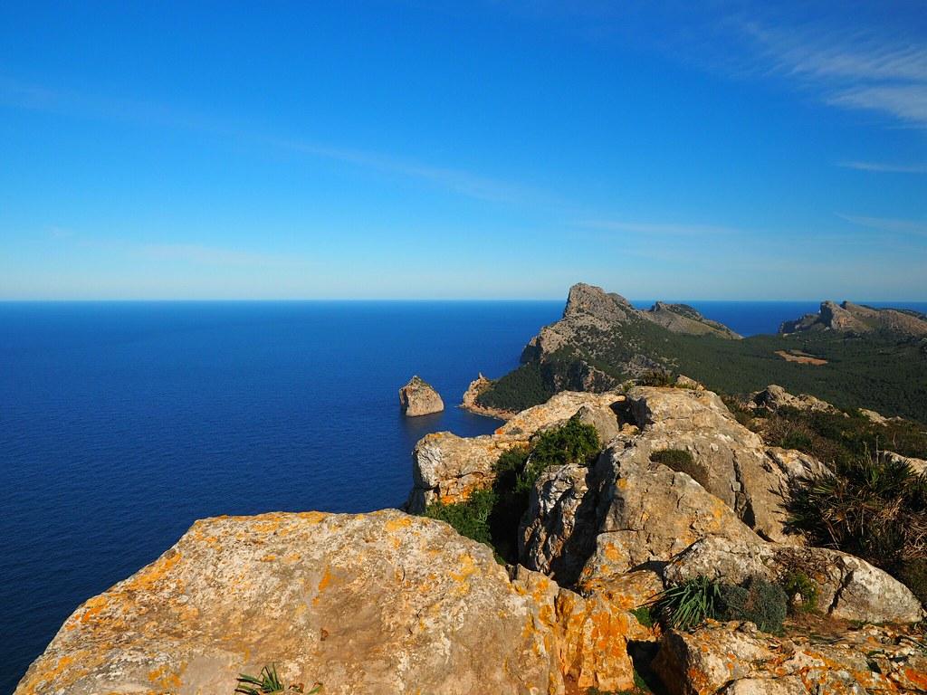 Cap Formentor - Blick vom Talaia D'albercutx