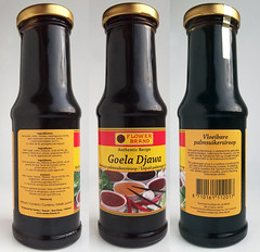 Gula Djawa siroop
