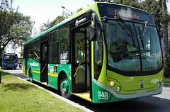 Buses Duales del sistema TransMilenio