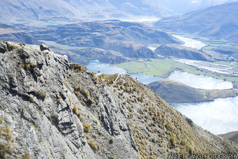 Hike to Roys Peak, Wanaka