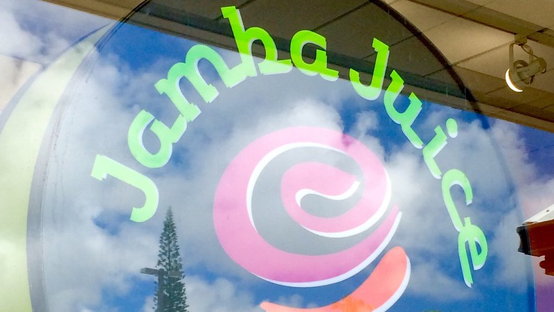 Jamba Juice Kaneohe, Oahu, HI