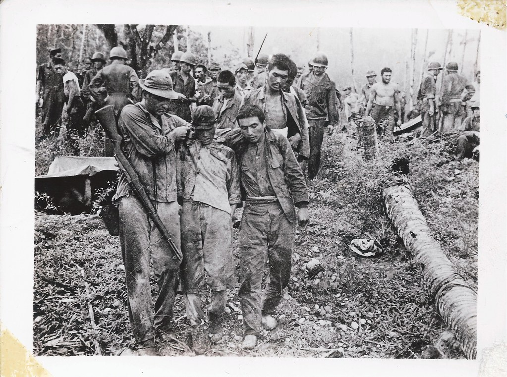 Prisoners of war during wwii essay