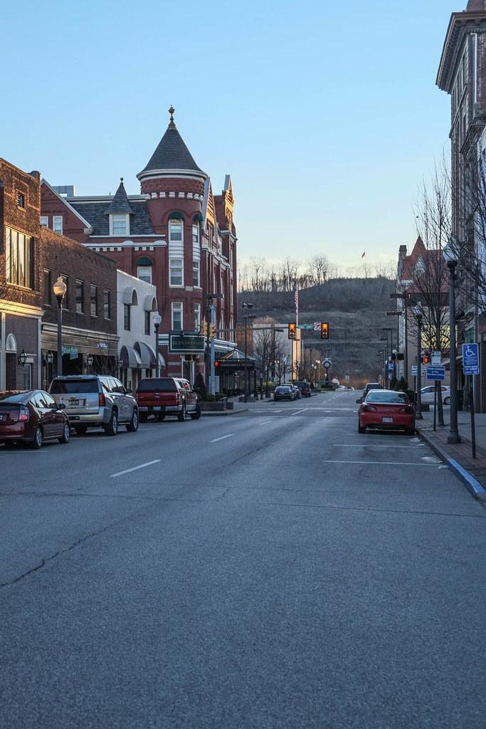 Market Street in Parkersburg, WV | Paul Sableman | Flickr