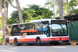 SMRT Production Batch 1 Citaro