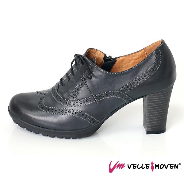 牛津鞋,壓花,綁帶,拉鍊,裸靴,粗跟,時尚黑
