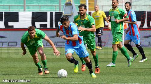 Catania-Melfi 1-0: le pagelle rossazzurre$