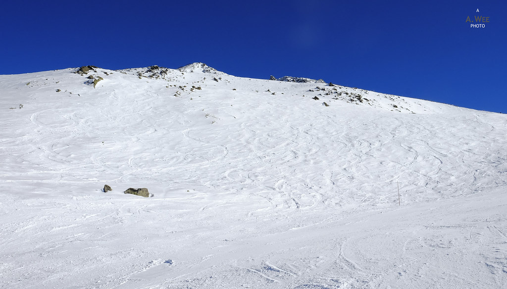 Campagnol ski trail