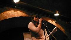 Fräulein Hahnenkamper, textstrom Poetry Slam, Wien
