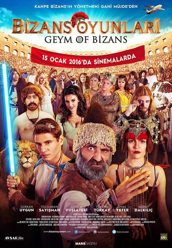 Bizans Oyunları: Geym of Bizans (2016)