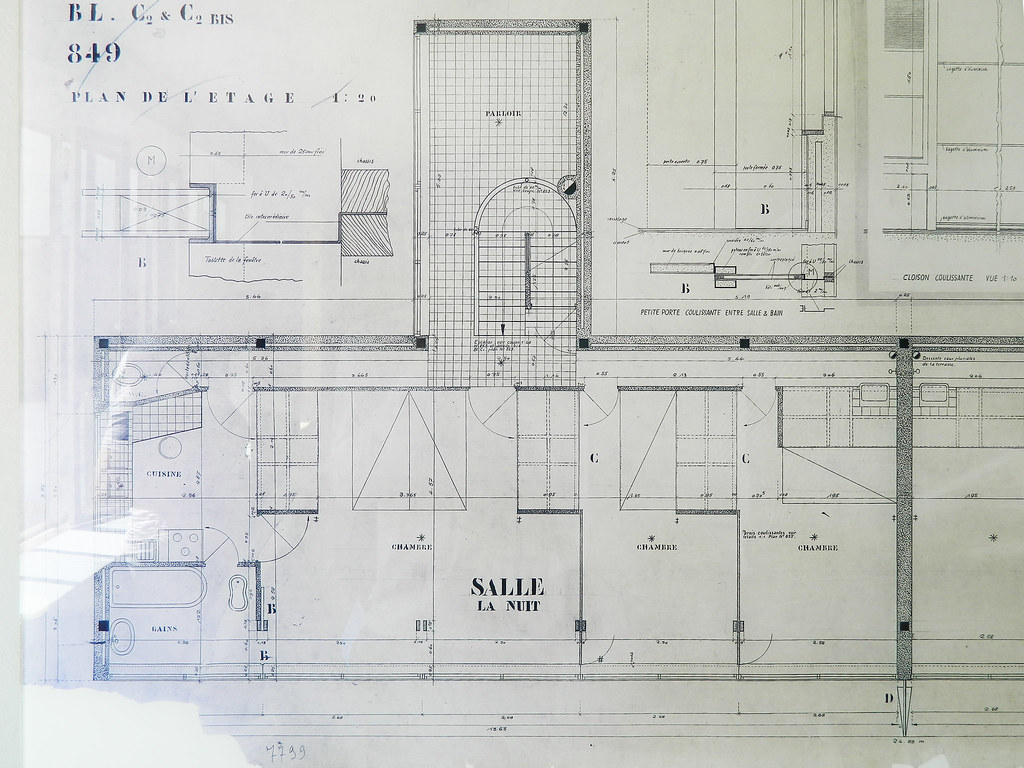 Create 3d Floor Plan House 14 15 Le Corbusier Amp Pierre Jeanneret Weissenhof