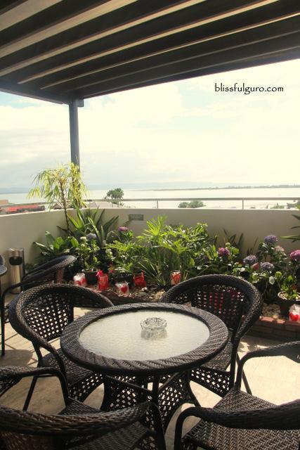 Ironwood Hotel Tacloban Lounge Area