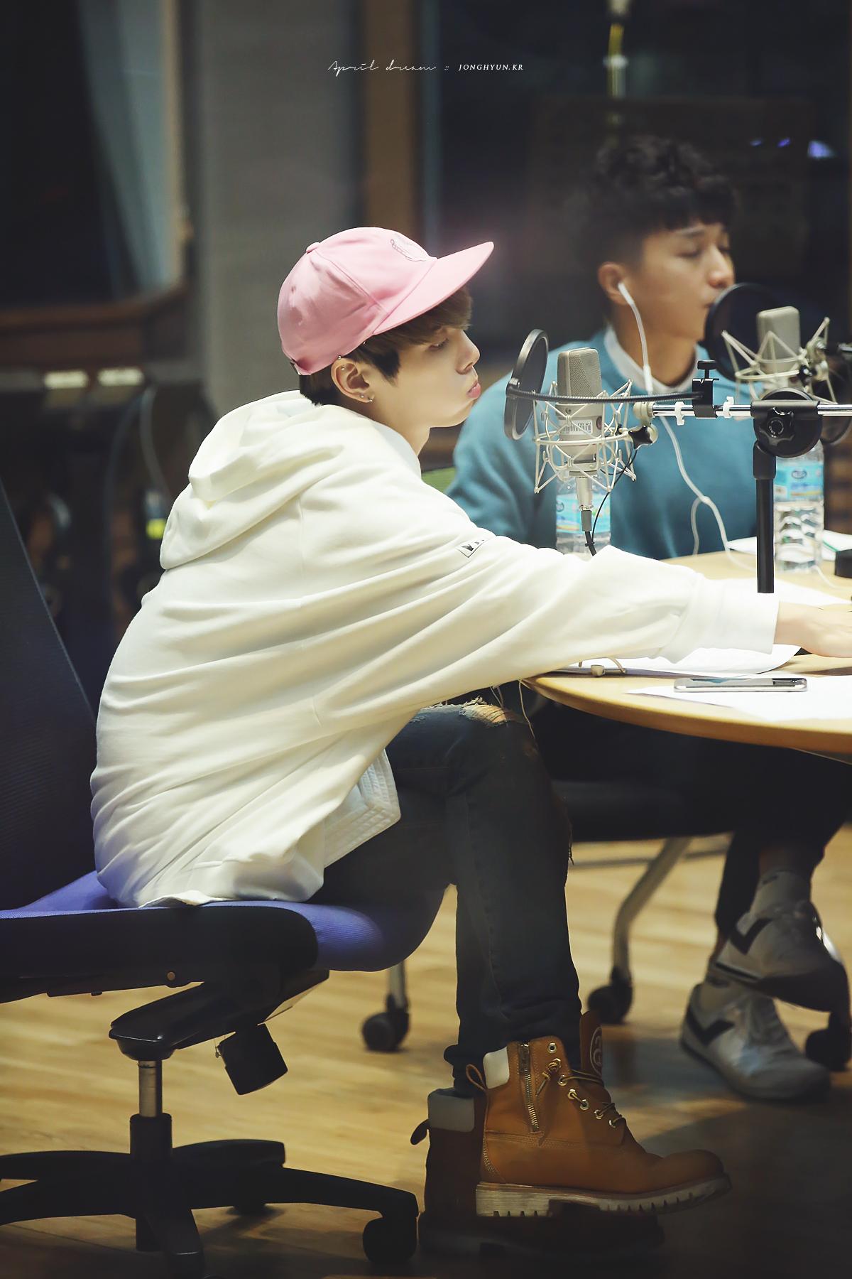 160415 Jonghyun @ MBC Blue Night 26382725451_49e6b27f5c_o