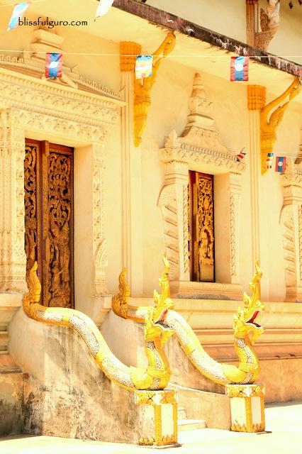 Wat Haysok Vientiane Laos
