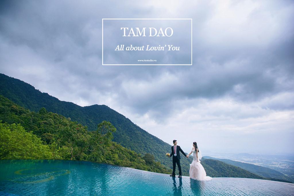 Ảnh cưới Hưng - Thùy (Tam Đảo)