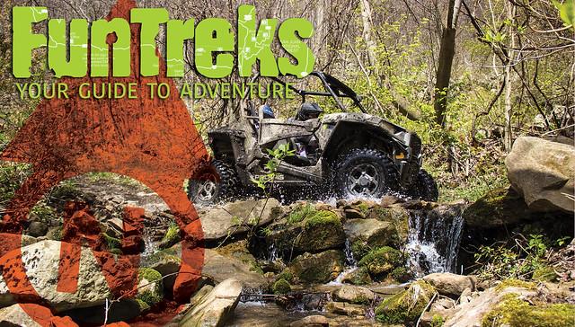 Funtreks Guidebooks in West Virginia