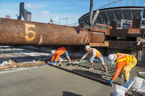 Putting a lid on the SR 99 tunnel on-ramp in SODO