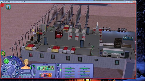 What happened in your sims 3 game today? - Page 392 — The