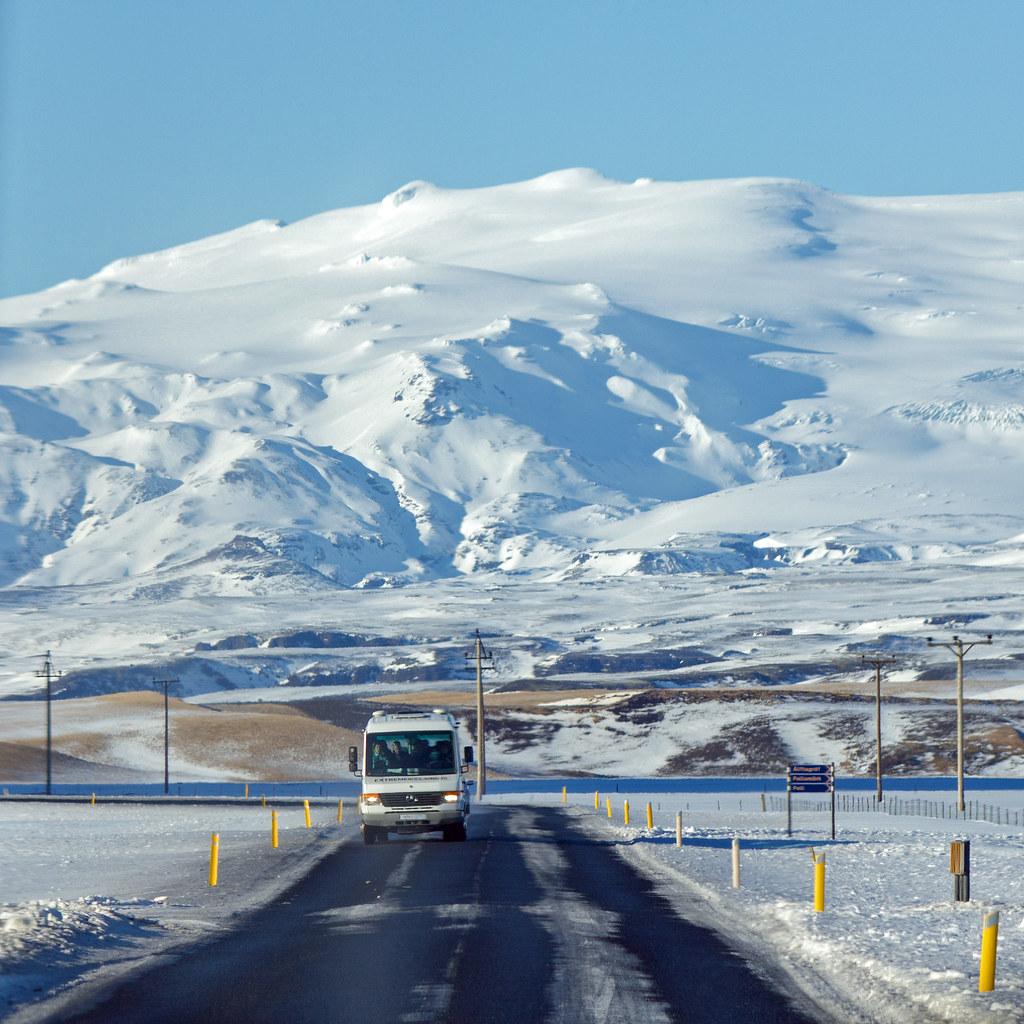 Ring Road Bus Tour Iceland