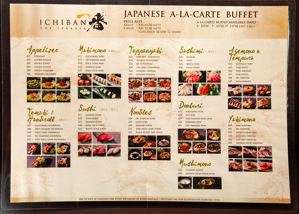 Japanese Restaurant In Kuching