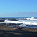 January waves, Costa Adeje, Tenerife