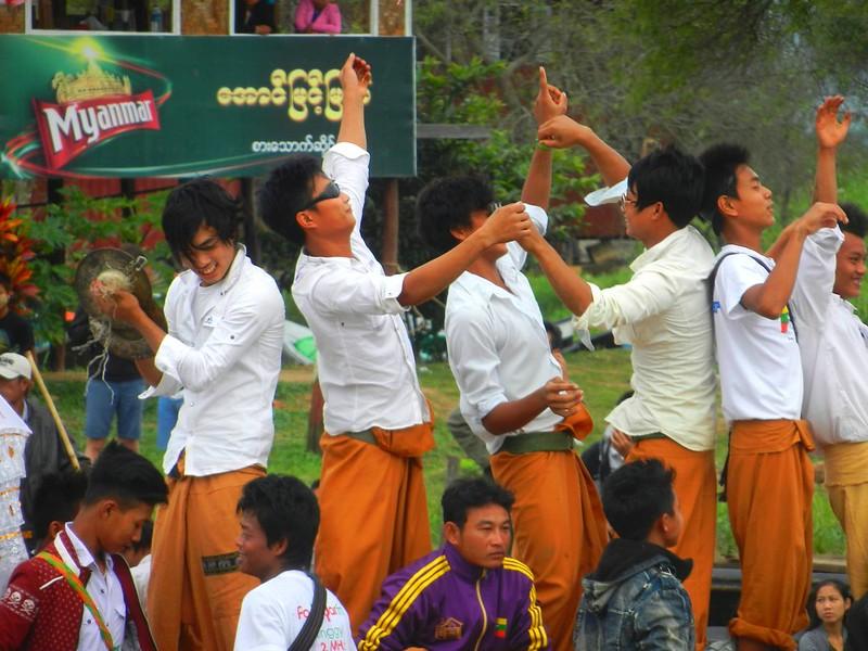 Пхаунг До У в Мьянме