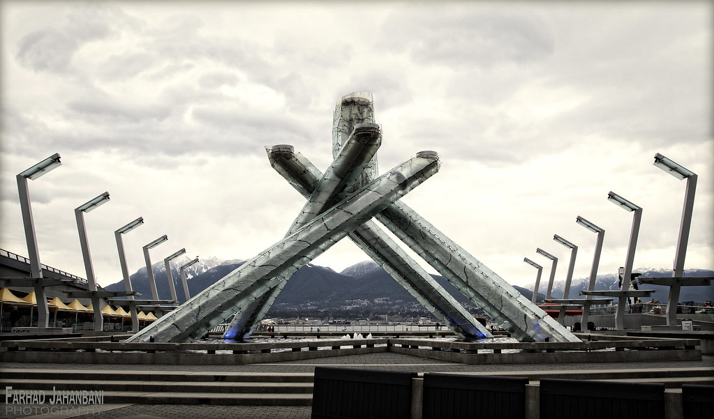 olympic cauldron how to make