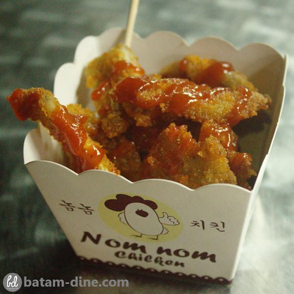 Nom Nom Chicken - Rp16.000