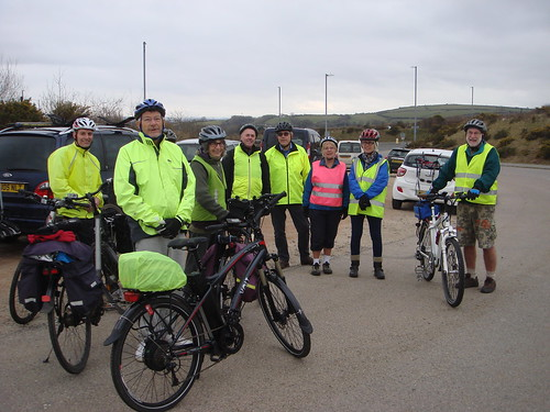 Lostwithiel U3A Cycling Group March 2016