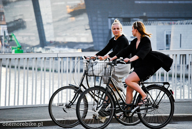 Black dresses in Copenhagen