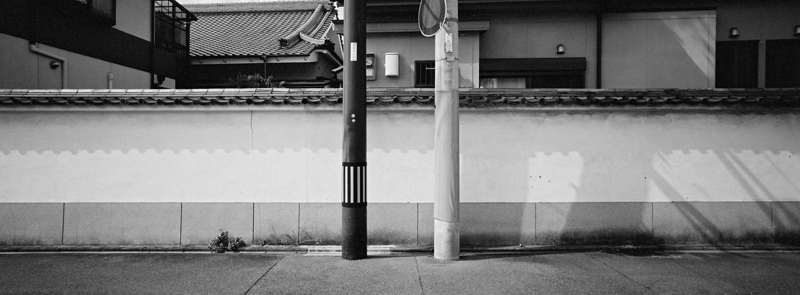 An Empty Street Scene