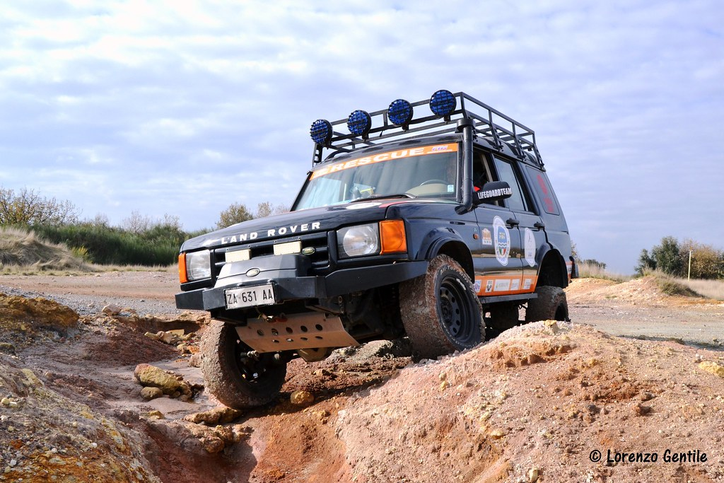 Land Rover Discovery TD - 1999