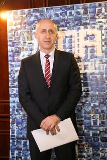 ministrul Transporturilor Dan Costescu