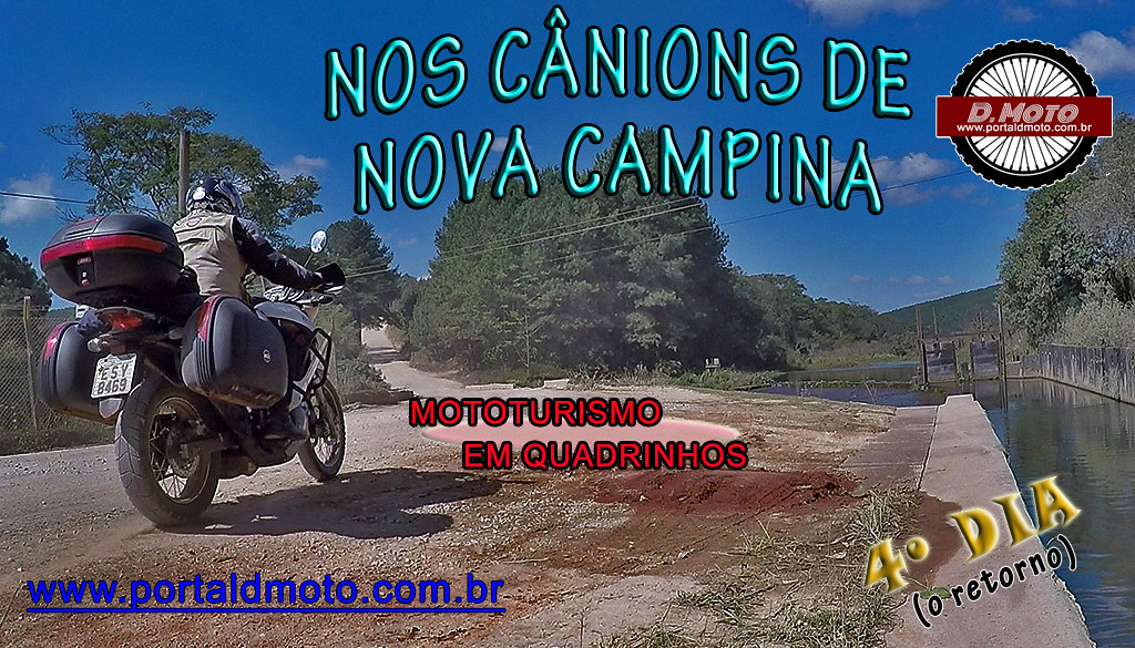 4º DIA NOVA CAMPINA – QUADRINHOS