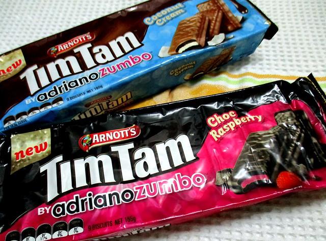 Aussie Tim Tams