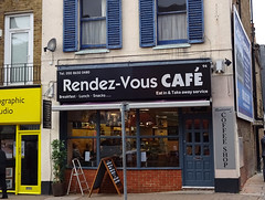 Picture of Rendezvous Cafe, BR3 1ED