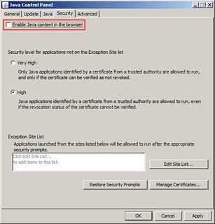 Error 1603: Java Update did not complete » boche net – VMware