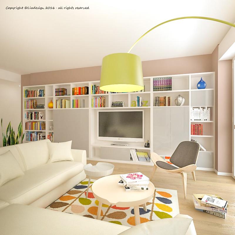 Divano angolare con libreria finest possiamo lasciare il - Devo buttare un divano ...