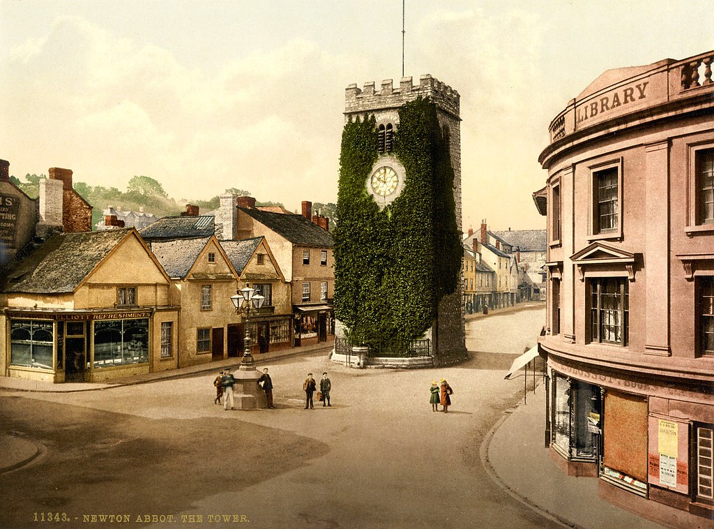 The Tower, Newton Abbot, Devon