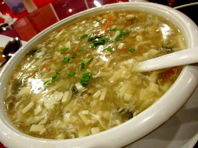 Tung Seng Foochow tofu soup