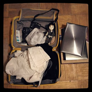 Packing for #work trip, #365days project, 33/365.