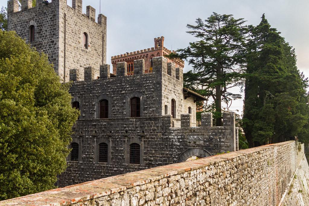 Gaiole in Chianti -Siena- Novembre 2015