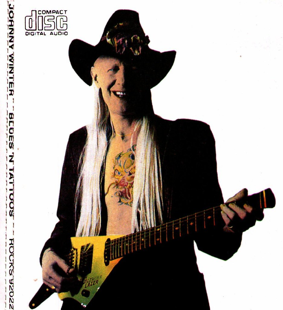 Johnny Winter And Johnny Winter And
