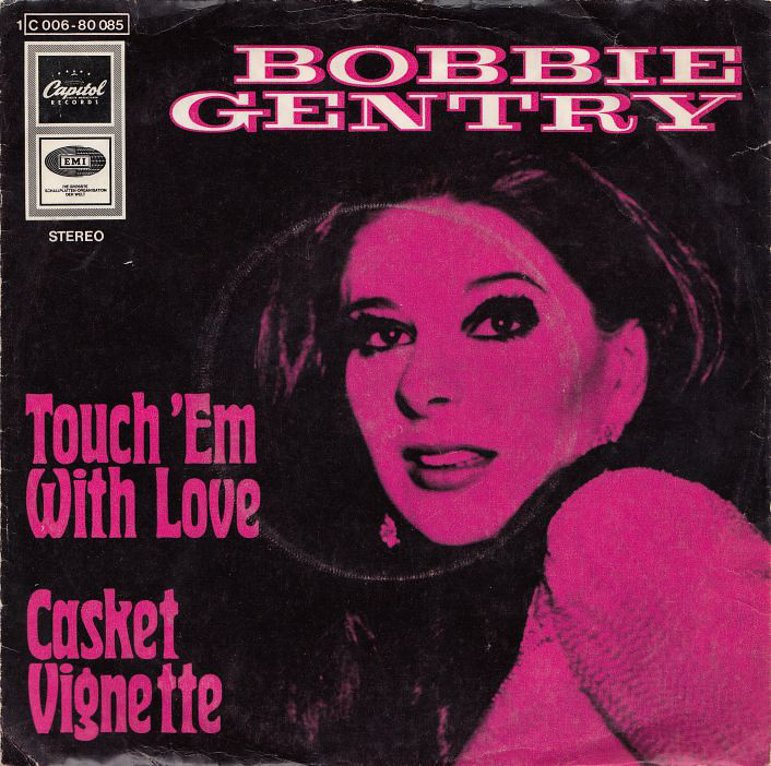 Bobbie Gentry - touch-em-with-love-capitol-3 [1] | Horst ...